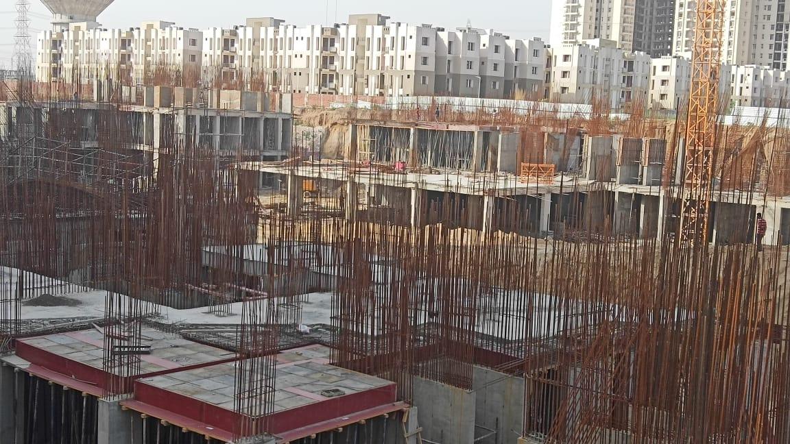 BASEMENT CONSTRUCTION OF TOWER 2, 3, 5 & 6