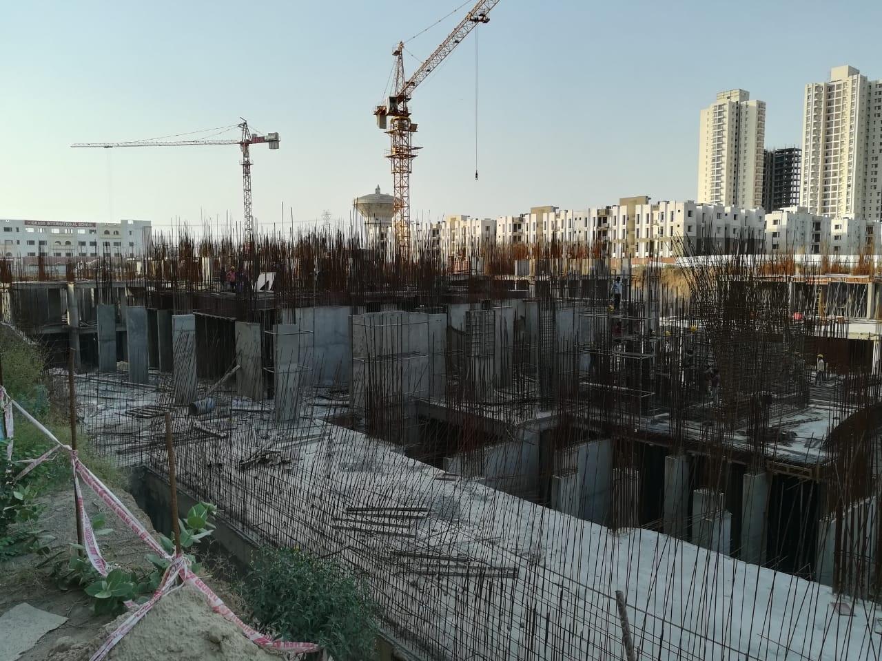 BASEMENT CONSTRUCTION OF TOWER 1,2, 3, 5 & 6